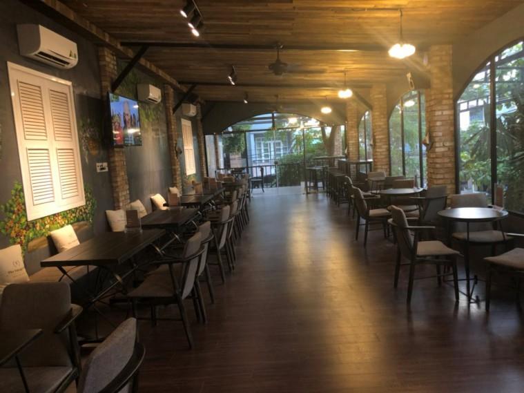 The Vintage Cafe Quận 7 HCMC