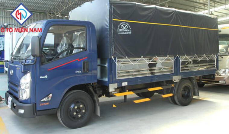 xe tải Đô Thành Iz65 2.5 Tấn – Hyundai Iz65 Gold Đô Thành