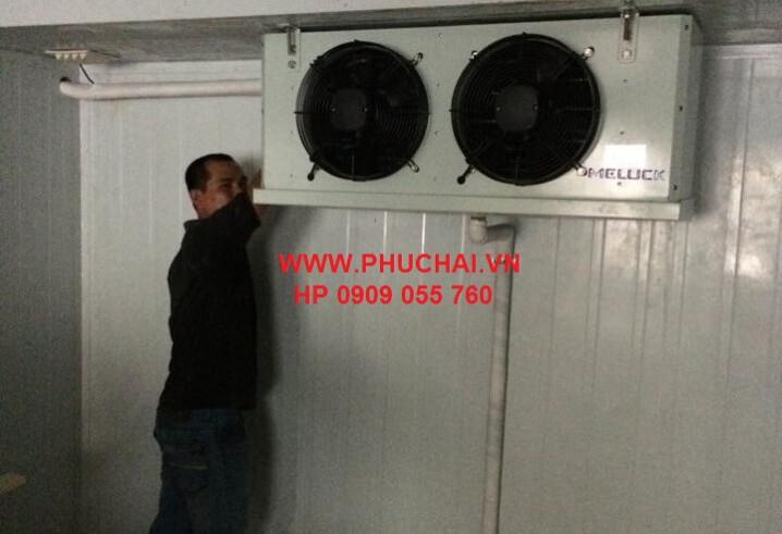Chuyên cung cấp dàn lạnh công nghiệp dùng cho kho lạnh , kho đông