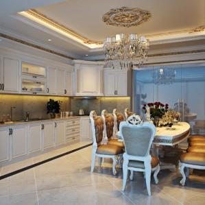 Thiết kế và thi công nội thất tân cổ điển tại biệt thự Thanh Hóa