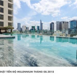 Căn Hộ Cao Cấp – Văn Phòng tại trung tâm Sài Gòn