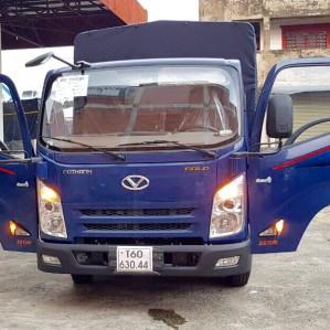 xe tải iz65 thùng dài 4,3m