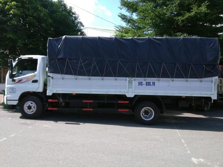 Dịch vụ vận chuyển hàng hóa tại quận 2