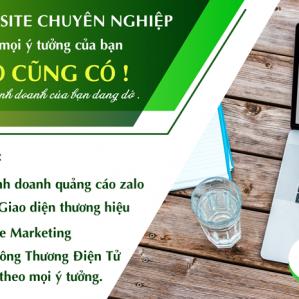 Quảng cáo thiết kế website chuyên nghiệp