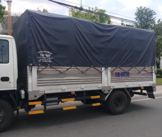 Dịch vụ vận chuyển hàng hóa tại Tân Phú