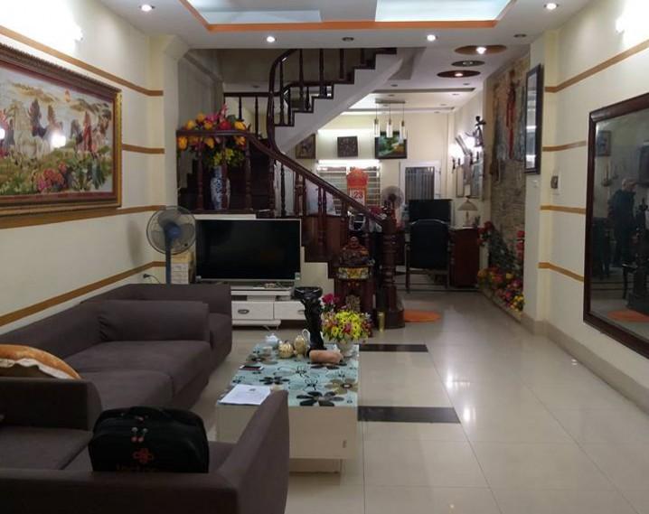 Hồ rộng, nhà to, ngõ đẹp, giá tốt chỉ hơn 7 tỷ tại quận Thanh Xuân