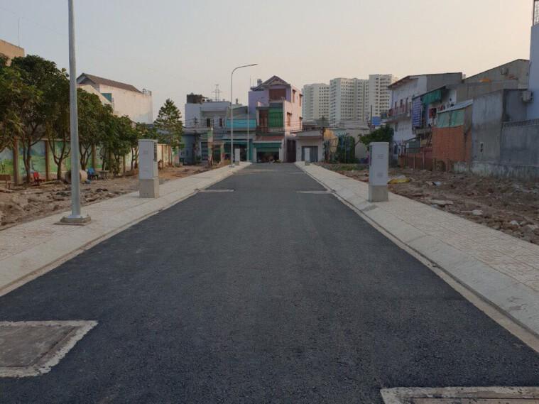 Bán đất Bình Tân- hẻm 25 Hồ Văn Long,Bình Tân