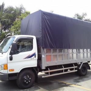Dịch vụcho thuê xe tải chở hàng tại Quận 10
