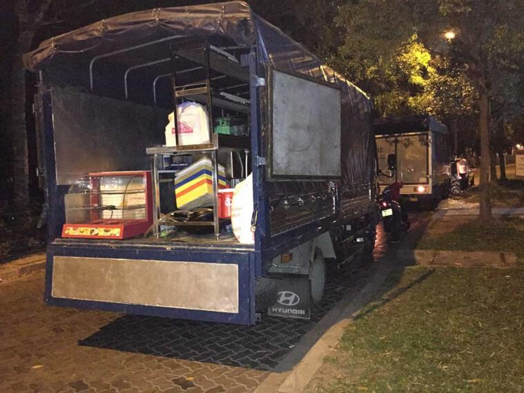 Dịch vụcho thuê xe tải chở hàng tại Quận 6