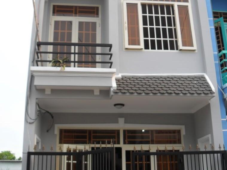 Nhà hẻm rộng Hà Huy Giáp 3.5m x 11m , 1 trệt 1 lầu đúc gần Gò Vấp