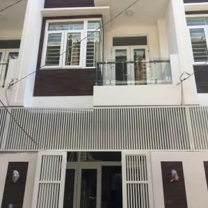 Nhà hẻm rộng Lê Văn Khương 4 x 15 3 tấm mới ngay trung tâm quận 12 giáp quận Gò Vấp
