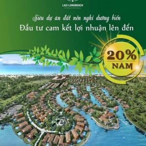 Bán đất Biệt thự ven Biển Lagi Bình Thuận Sát biển Sổ hồng riêng