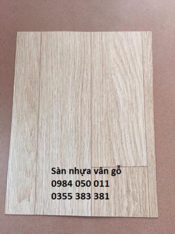 Nhựa trải sàn vân gỗ, nhưa chống cháy 0355 383 381