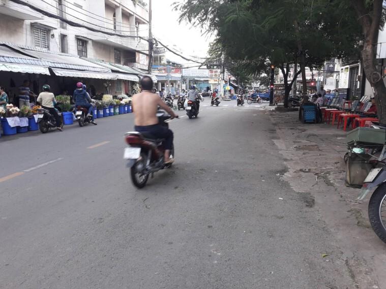 Nhà mặt tiền kinh doanh mọi ngành nghề đường Nguyễn Văn Phú , Quận 11 chỉ hơn 3tỷ250