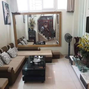 Bán nhà siêu đẹp Tôn Đức Thắng Đống Đa 35m 5 tầng mặt tiền 3.3m giá 3.75 tỷ, đẹp không tỳ vết.
