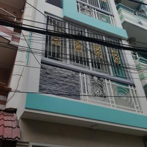 Bán nhà HXH Phường 12, Tân Bình 3.7×16.5 mét, 7.2 tỷ.