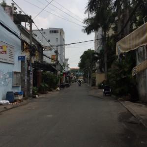 Nhà Trường Chinh, Tân Bình, hẻm xe hơi, chỉ 54 trd/m2