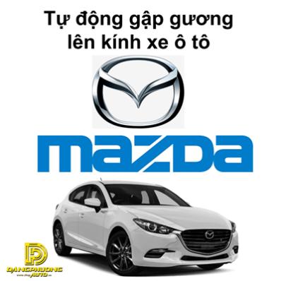 Gập gương lên kính tự động cho ô tô Mazda 3S