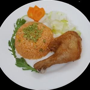 Cơm gà Sài Gòn xin chào quý khách