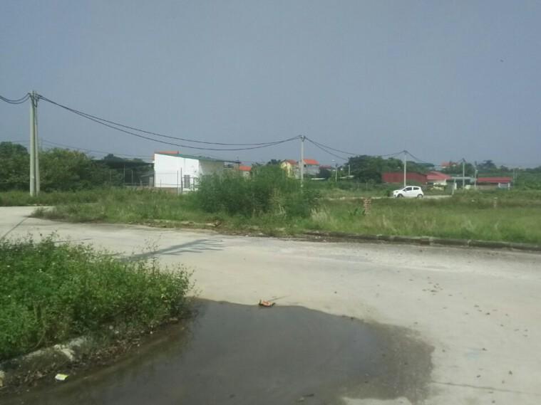 Chính chủ cần bán đất ở Đình Tổ có sổ đỏ. Lh: 0988554091