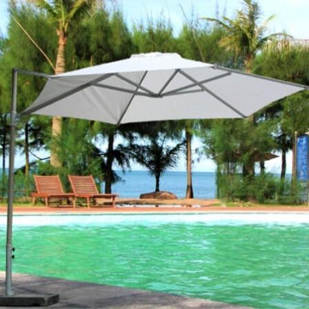 Dù che nắng bãi biển, resort, dù che hồ bơi cao cấp