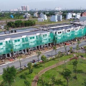 Ngân hàng Sacombank thông báo thanh lý 26 nền đất thổ cư, liền kề bệnh viện nhi đồng Thành Phố