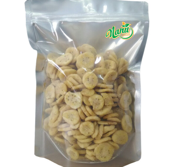Trái cây sấy Nanufood hàng xá: xoài, mít, khoai môn, khoai lang, thập cẩm, chuối