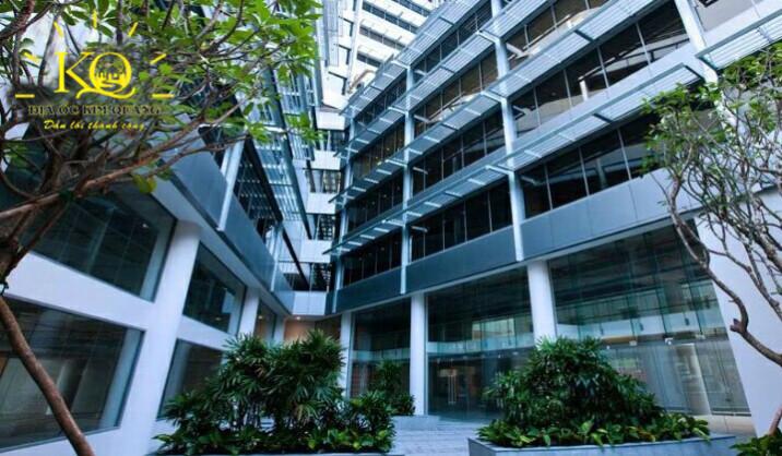 Tòa nhà quận Phú Nhuận Centre Point môi trường văn phòng chuyên nghiệp, năng động