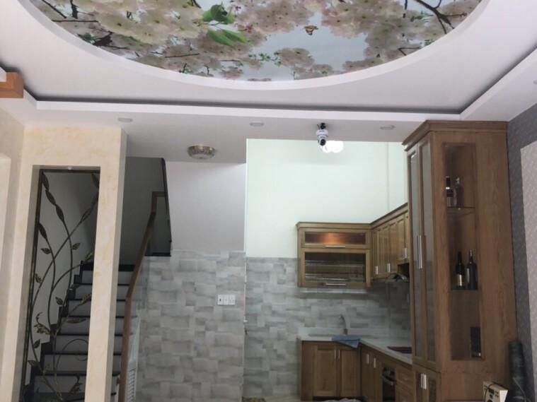 [Bán gấp] Nhà 4 Lầu Cổ Điển – đường Huỳnh Văn Bánh, 4x8m, giá 5.15 tỷ