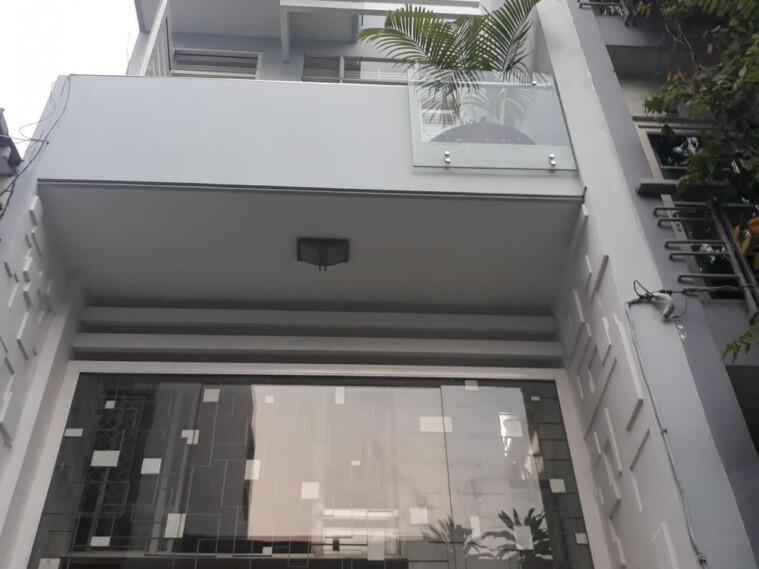 Bán gấp nhà Tân Bình, Hẻm xe hơi, 69m2, 5 tầng btct, 8 tỷ3