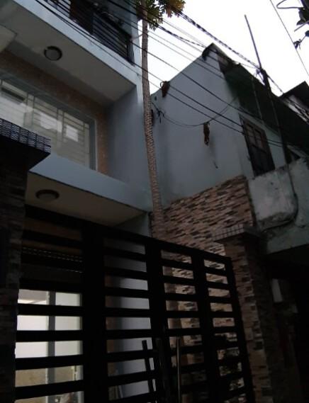 Bán nhà đường Phạm Văn Hai 4 tầng, 6 tỷ, 45 m2
