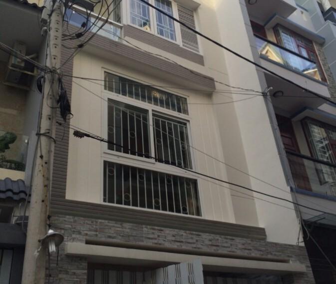 Chính chủ bán gấp nhà HXH Bàu Cát Tân Bình, cách mặt tiền 10 m, 40 m2 , 4,9 tỷ