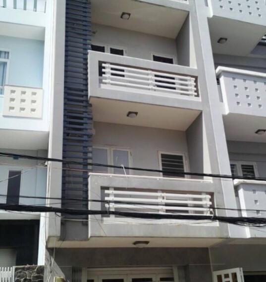 Bán nhà hẻm 5m đường CMT8, Quận Tân Bình. DT 63 m2, Giá 7 tỷ.ĐT: 0378933775