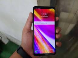 LG G7 ThinQ Xám Ram 4/64 chuẩn zin 👍 bao dùng