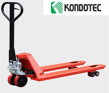 0974953338- Xe nâng tay 2 tấn, 3 tấn Kondotec nhật siêu rẻ