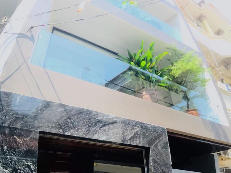Bán gấp nhà 5 tầng Võ Văn Tần P5 Q3, HXH 4×22 chỉ 16,5 tỷ
