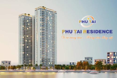Căn hộ chung cư cao cấp view Hồ Sinh Thái trung tâm TP Quy Nhơn, giá chỉ 1 tỷ 360/ căn
