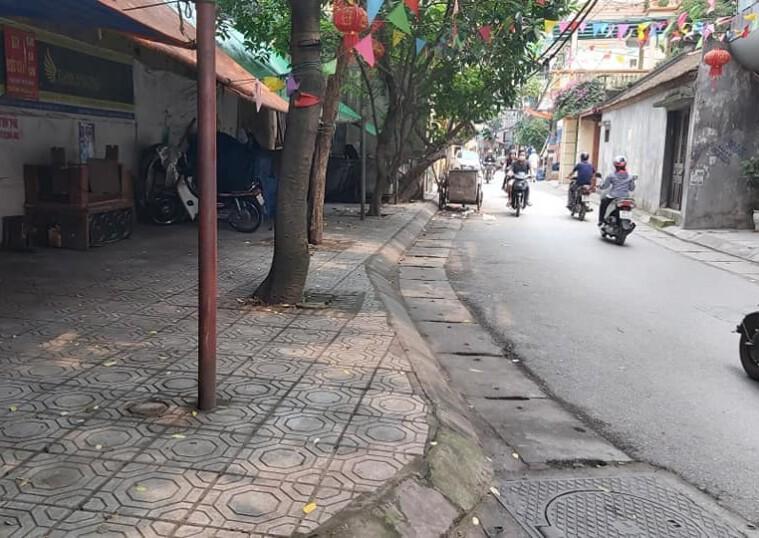 Minh Khai – Hai Bà vị trí cực đẹp ô tô đỗ cửa kinh doanh
