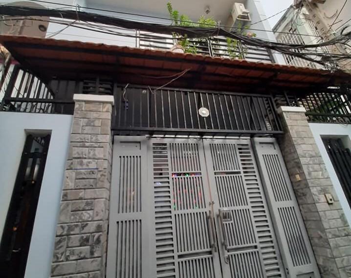 Bán gấp nhà 4 tầng HXH Phạm Văn Hai 80m2 chỉ 6,5 tỷ