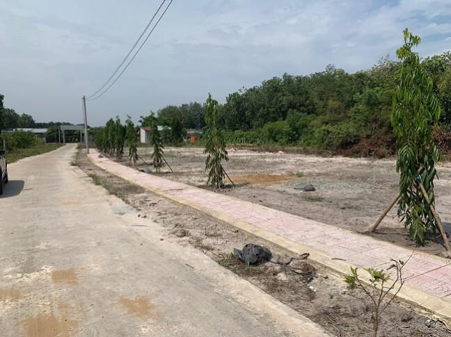 bán đất Chơn Thành, sổ riêng, mặt tiền đường lớn