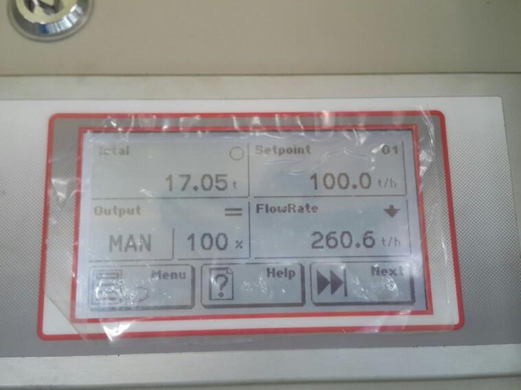 Đồng hồ cân băng định lượng MC353 xuất xứ Pavone- Italia. Nhập khẩu độc quyền bởi TTH Automation