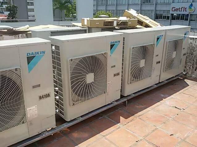 Dàn nóng Daikin super Mutil inverter gas R32-giúp tiết kiệm không gian