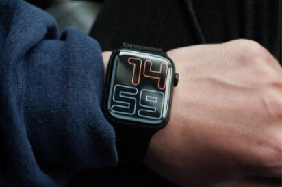 Apple Watch Series 4 Thép 40 | 44mm đẹp 99% như mới, bảo hành chính hãng 12 tháng