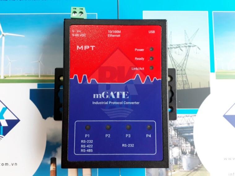 mGATE: Bộ chuyển đổi giao thức công nghiệp