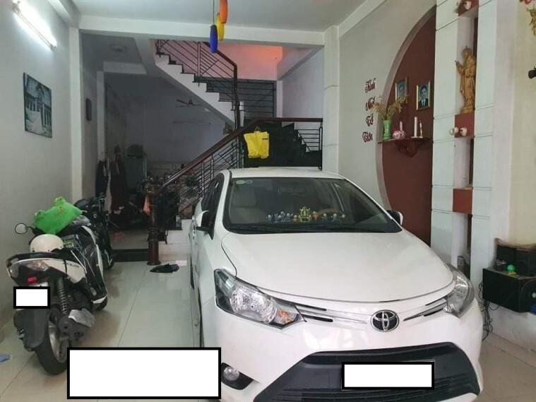 Bán nhà gấp,HXH Bùi Đình Túy,4 tầng, DT 4×14.5m, 0903428326