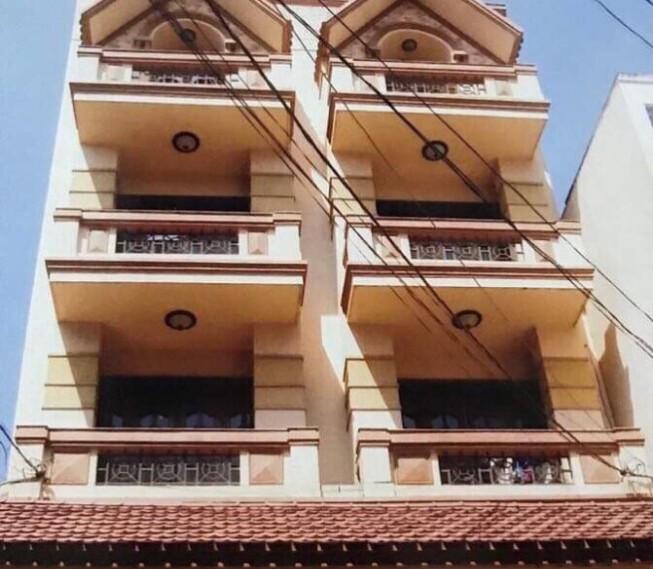 Bán Nhà 1 trệt 4 lầu, HÈM rộng 6m, Cộng Hòa Tân Bình