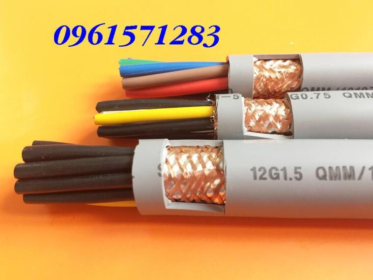 Cáp điều khiển CT500 12g0.5 Altek Kabel