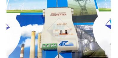 ATC-107: Bộ chuyển đổi RS-232 sang RS-422/485 cách ly quang điện