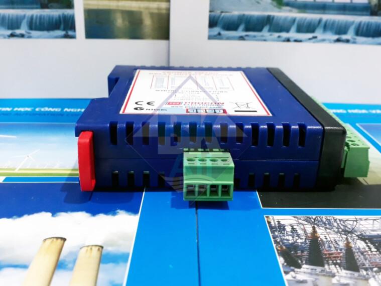 PM4RO: Module 4 relay output hỗ trợ modbus RTU qua cổng RS485