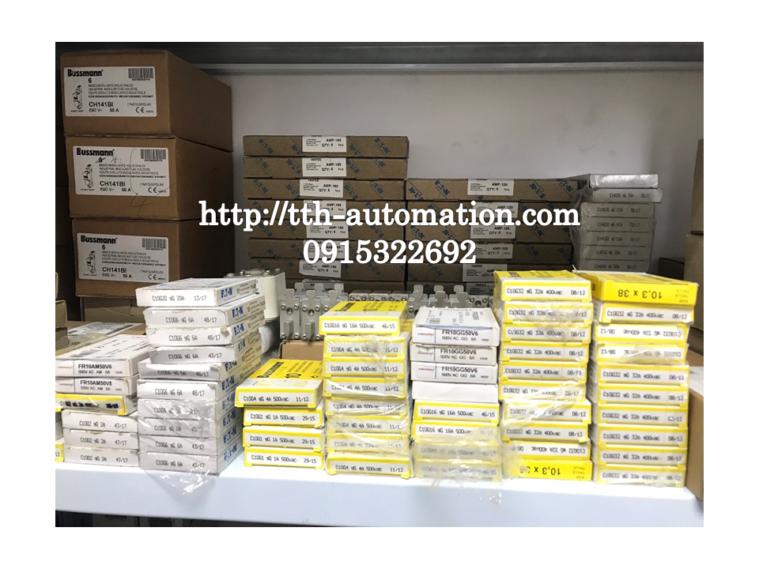 Cầu chì FWP-100B (TTH Automatic Co.,Ltd – Đại lý chính hãng Bussmann tại VN)